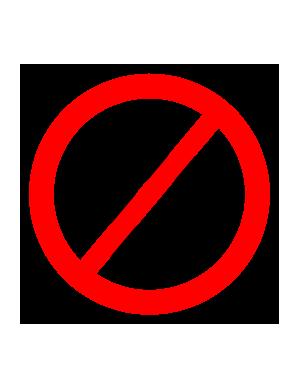 گردش به راست ممنوع