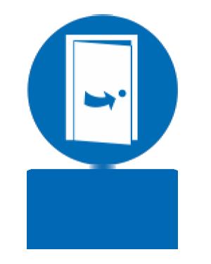 بعد از خروج درب را ببندید