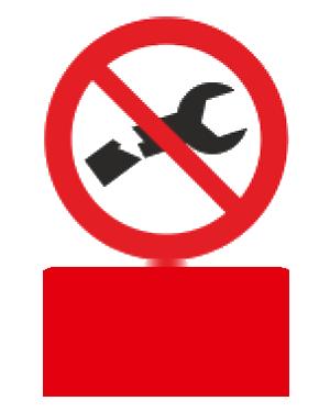 از تحویل گرفتن ابزارآلات معیوب خودداری نمایید